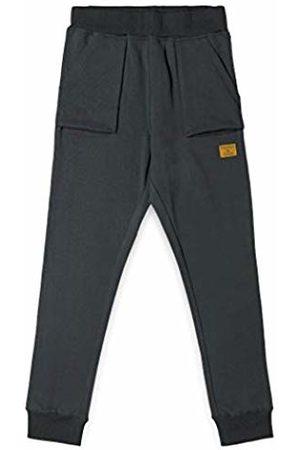Esprit Kids Boy's Knit Pants Trouser, ( Anthracite 251)