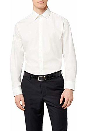 Seidensticker Men's Business Classic Long Sleeve Formal Shirt
