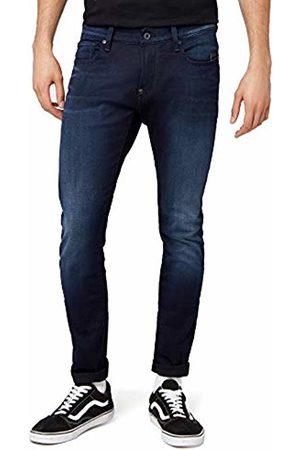 G-Star G-Star Men's Revend Skinny Jeans, Bleu (dk aged 89)