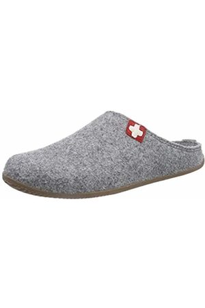 Living Kitzbühel Unisex Adults' Pant. Schweizer Kreuz& Fußbett Open Back Slippers