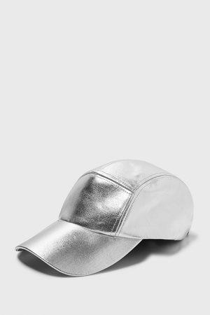 Zara Caps - METALLIC FINISH CAP