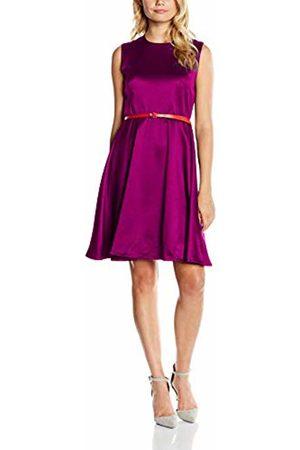 Intimuse Women's Dress, (fuchsia)
