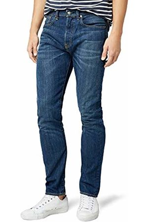Levi's Men's 501 Tapered Fit Jeans, Bleu (La nuit 78)