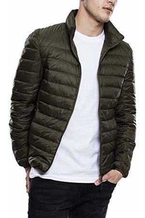 Urban classics Men's Basic Down Jacket
