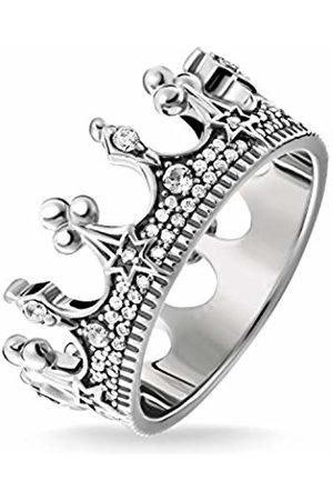 Thomas Sabo Women Ring Crown 925 Sterling