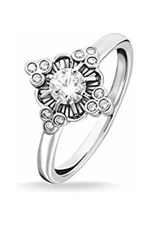 Thomas Sabo Women Ring Royalty 925 Sterling