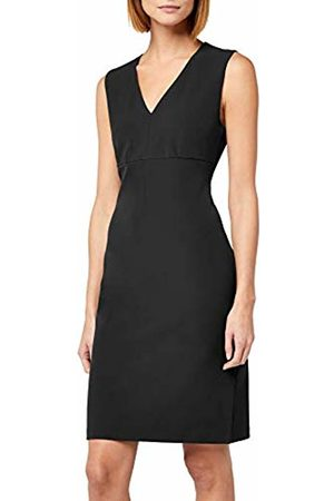 Berydale Women's Bd315 Sleeveless Dress (Schwarz)