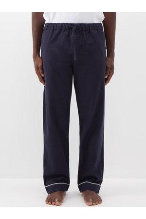 Desmond & Dempsey - Desmond Cotton Pyjama Trousers - Mens