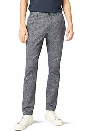 Selected Homme Men's Shharval Dark Sapphire Slim Pants STS Trouser