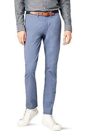 Selected Homme Men's Shhyard Vintage Indigo Slim St Pant Noos Trouser