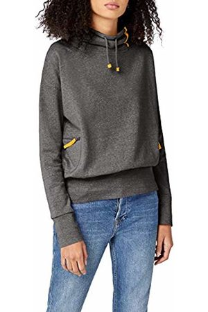 Intimuse Women's Sweatshirt, (Dunkelgrau Melange)
