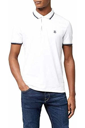 Selected Homme Men's Slhnewseason Ss Polo W Noos Shirt, Bright