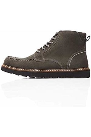 FIND Suede Apron Chukka Boots