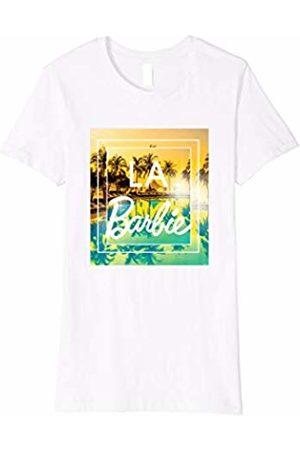 Barbie Womens T-Shirt, Official, LA