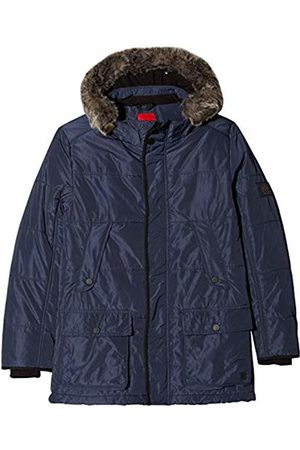 s.Oliver Boys' 62.810.52.7078 Coat, (Dark 5874)