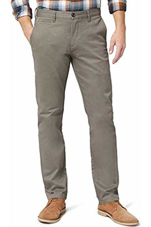 Dockers Men's Clean Khaki Marina Slim (Tapered) -Stretch Twill Trouser