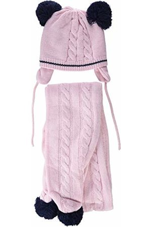 Tuc Tuc Girl's Tricot Love Day Scarf, Hat & Glove Set