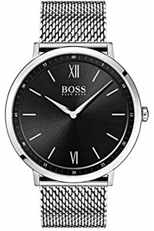 HUGO BOSS Watch Mens Analogue Classic Quartz Watch with Stainless Steel Strap 1513660