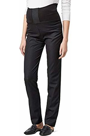 Bellinella Women's Bl1011 Maternity Trousers with Belly Band, (Anthrazit)
