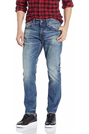 G-Star Men's 3301 Tapered Jeans