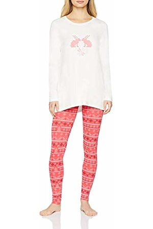 Skiny Women's Holiday Fun Pyjama Lang Sets