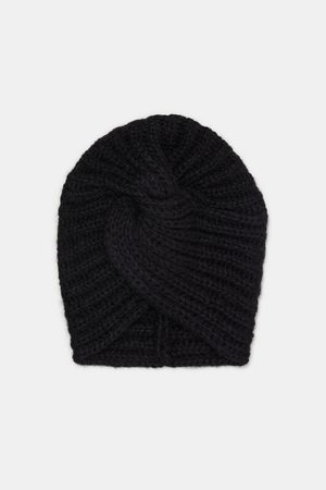 Zara TURBAN-STYLE HAT