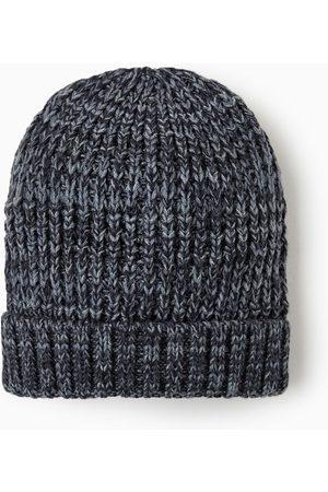 Zara MARL KNIT HAT