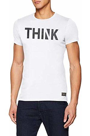 s.Oliver Men's 2002880 T-Shirt, ( 0100)