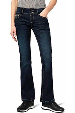 Timezone Women's Gretatz Jeans, -Blau (Noble Wash 3787)