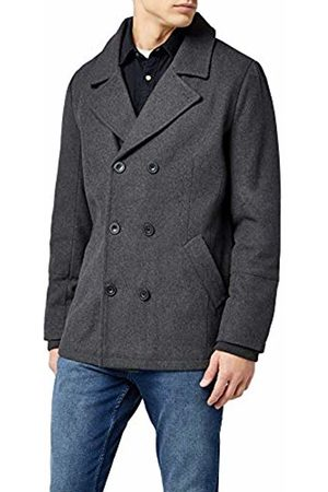 James Tyler Men's JT167 Coat, (Dunkelgrau)
