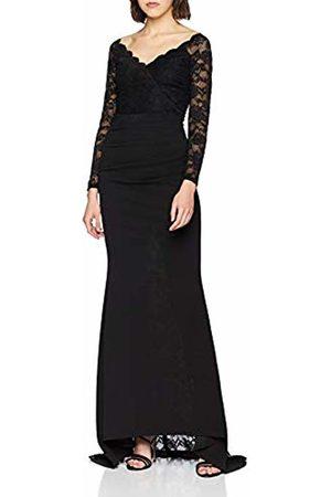 Quiz Women Party Dresses - Women's Maxi Party Dress