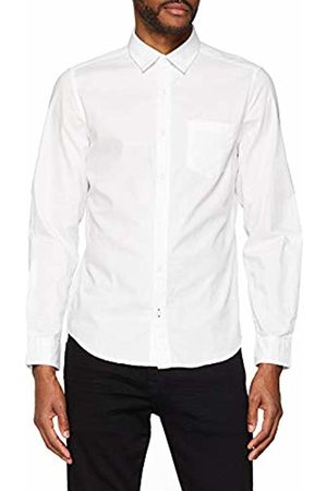 s.Oliver Men's 13.810.21.3176 Casual Shirt, ( 0100)