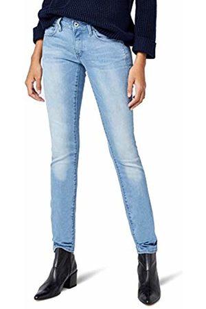 G-Star Women's 3301 Deconst Mid Skinny Wmn Jeans