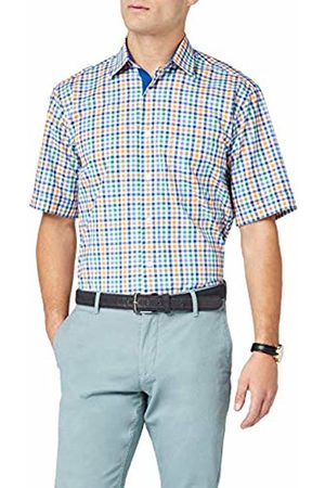 BLUEBLACK Men's Formal Shirt ( , grün