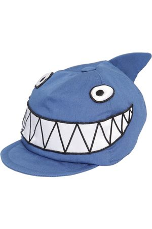 Dolce & Gabbana Shark Cotton Gabardine Hat