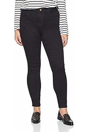 Lost Ink Women's Skinny Jean in Trousers, 0001