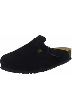 Birkenstock Homme's Boston Clogs, Noir