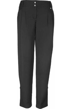 Apart Pleats Ladies'Trousers Long Pants 386173 - - 4