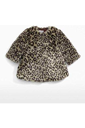 Mamas & Papas Mamas and Papas Baby Girls' Animal Print Coat ( SLE)