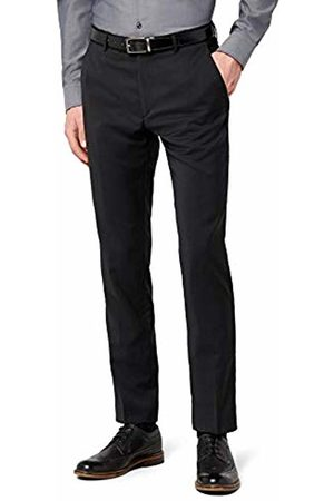 Bugatti Men's 788300-99801 Suit Trousers - - W58