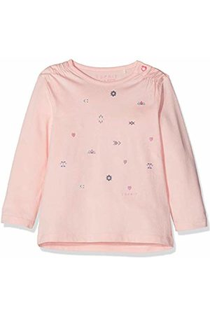 Esprit Kids Baby Girls' T-Shirt Ls Long Sleeve Top, (Pastel 312)