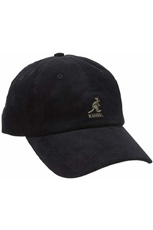 Kangol Cord Baseball Cap, ( Bk)
