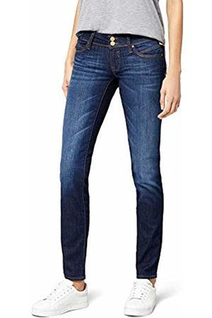 Mavi Women's LINDY; deep rock chic str Slim Fit Jeans