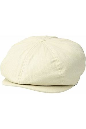 Brixton Men's Brood Newsboy SNAP HAT Newsie Cap
