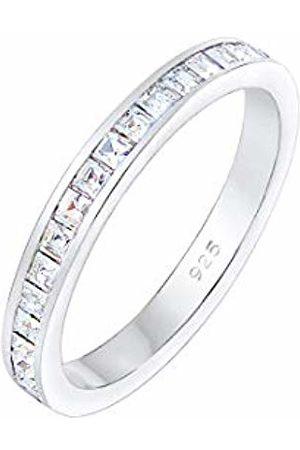 Elli Women Solitaire Ring - 0605460318_56