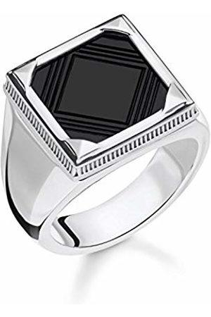 Thomas Sabo Men Signet Ring - TR2211-698-11-62