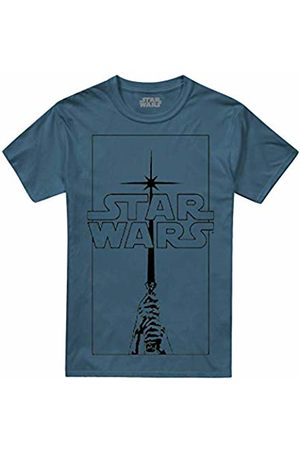 STAR WARS Men's Saber Logo T-Shirt