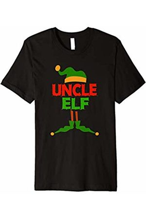 Elf Squad Family Christmas Tee Co. Uncle Elf Squad Family Christmas Gift T-Shirt