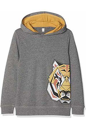 Esprit Kids Boy's Sweatshirt, (Dark Heather 201)