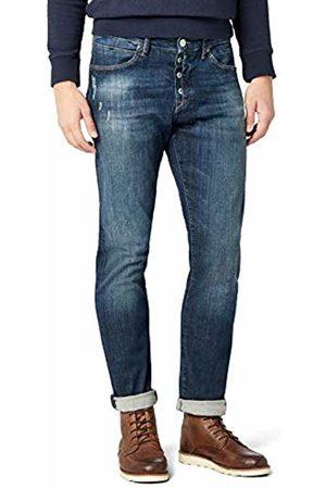 Mavi Men's Marcel Jeans, -Blau (Dark Used Ultra Move 21152)